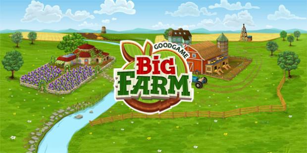 Hra Big Farm: vynikající farmářská hra pro každého