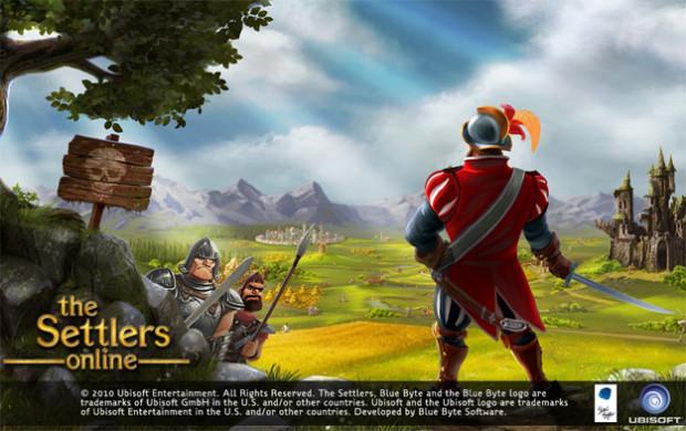 Hra The Settlers Online: vybudujte své obrovské království