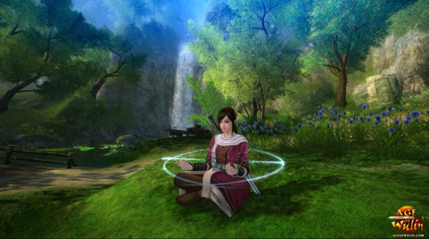 Hra Age of Wulin (Wushu): MMORPG hra s prvky fantasy a historie