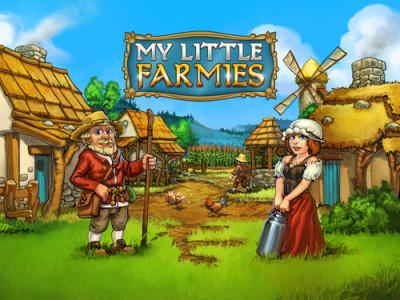 Hra My Little Farmies: staňte se farmářem a budujte farmu