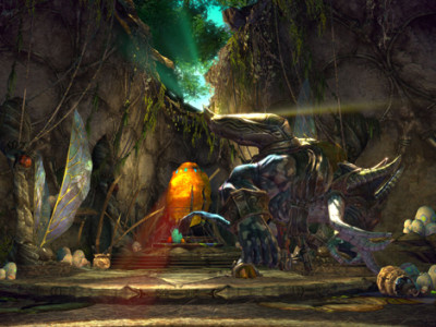 Hra Tera Online ZDARMA: výborná MMORPG hra na princip WoW