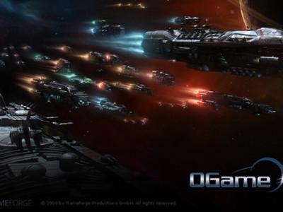 Hra OGame: browserová MMO hra budoucnosti