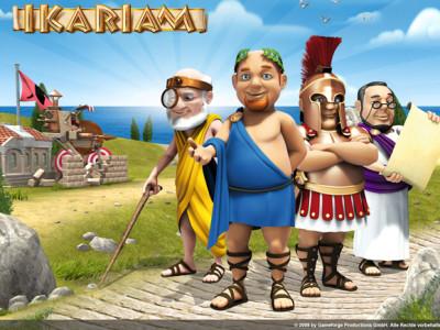 Hra Ikariam: strategická prohlížečová hra z antické doby