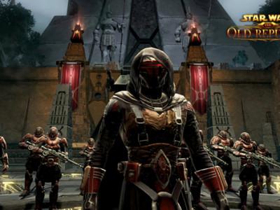 Hra Star Wars: The Old Republic, oblíbená MMORPG hra s Jedi a Sithy