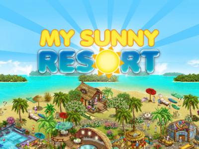 Hra My Sunny Resort: vybudujte si vlastní slunečné letovisko