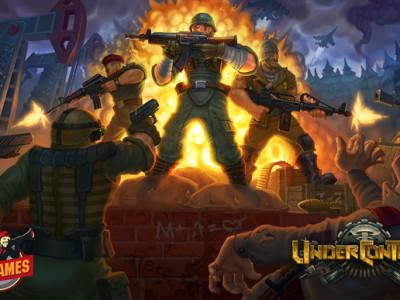 Hra Under Control: vynikající válečná sociální strategie roku