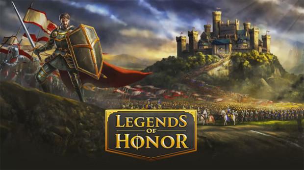 Hra Legends of Honor: MMO novinka od Goodgame Studios