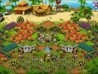 Hra Farmerama – online simulátor farmaření