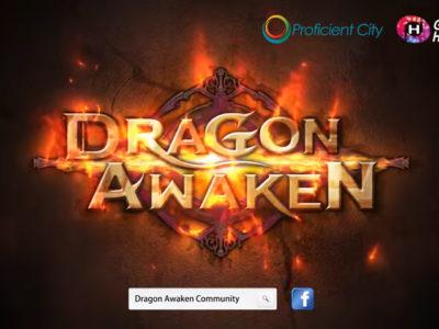 Hra Dragon Awaken – prohlížečová fantasy MMORPG