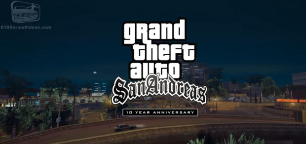 Hra Grand Theft Auto: San Andreas