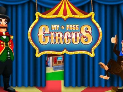 My Free Circus: Prohlížečová cirkusová hra
