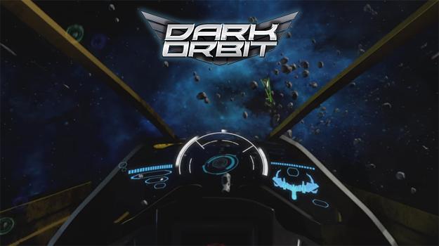 Free to play online hra Dark Orbit CZ registrace zdarma