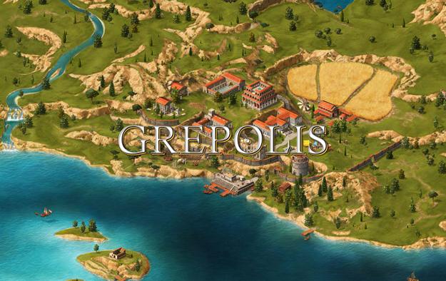Free to play online hra Grepolis registrace zdarma