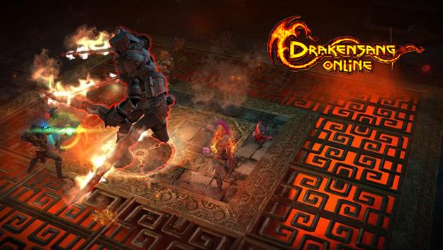 MMORPG online hra Drakensang Online ke stažení (download) zdarma