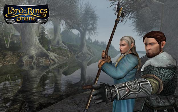 MMORPG online hra Lord of The Rings CZ ke stažení (download) zdarma