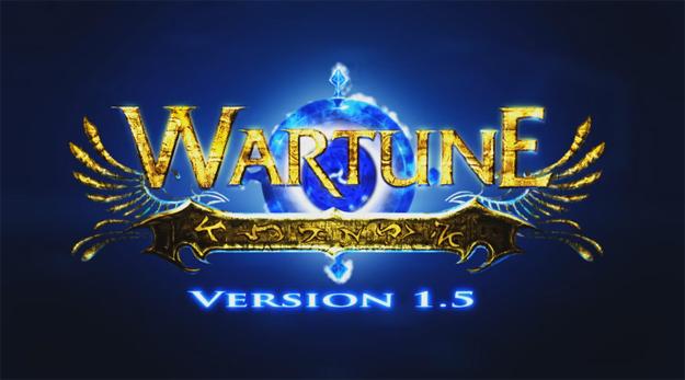 MMORPG prohlížečová online hra Wartune registrace zdarma