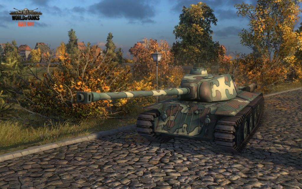 Nejhranější světová free to play online hra World of Tanks ke stažení zdarma