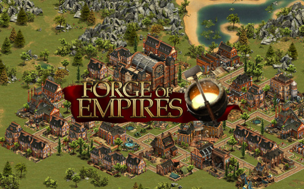 Hra Forge of Empires: vybudujte si vlastní impérium