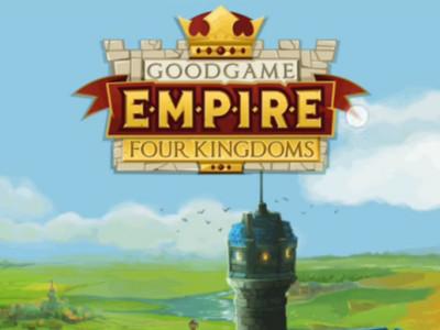 Hra Empire: Four Kingdoms, vybudujte si své středověké království