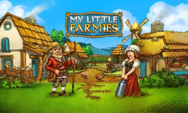 Online hra My Little Farmies registrace v prohlížeči zdarma
