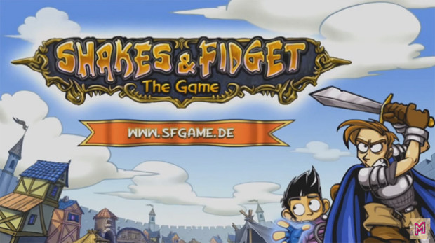 Hra Shakes & Fidget: zábavná komiksová hra podle WoW