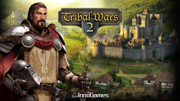 Strategická online hra Tribal Wars 2 registrace zdarma