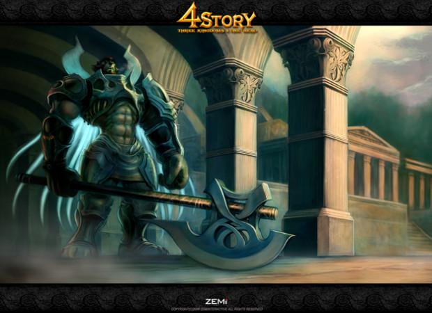 Hra 4Story: vynikající MMORPG fantasy hra