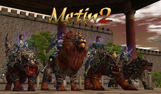 Vynikající akční MMORPG online hra Metin2 ke stažení zdarma