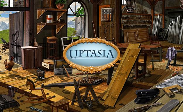 Magická online hra Uptasia od Upjers registrace zdarma