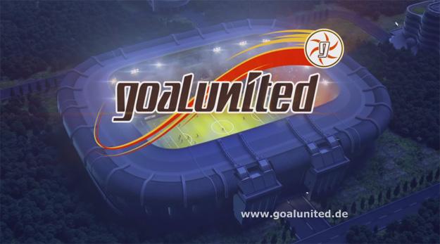 Online fotbalový manažer hra GoalUnited ke stažení registrace zdarma
