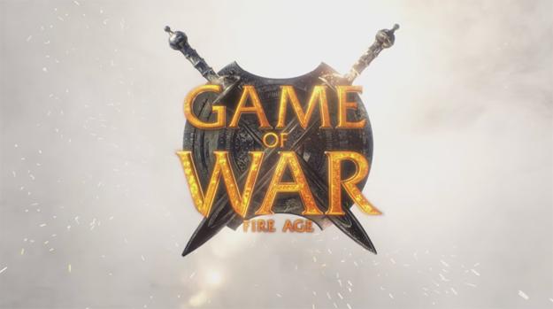 Online hra Game of War Fire Age na Android, iOS a PC ke stažení zdarma
