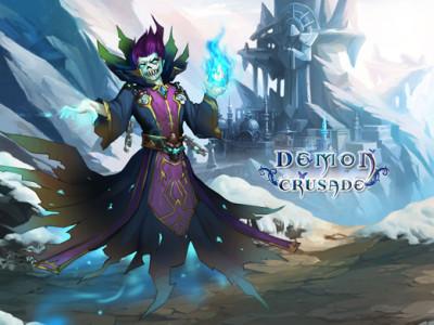 Hra Demon Crusade: zničte všechny nestvůry v ďáblově podzemí