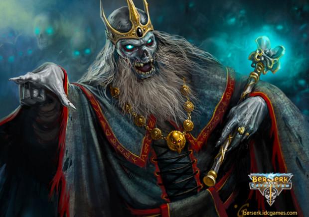 Hra Berserk: The Cataclysm, sběratelská karetní online hra