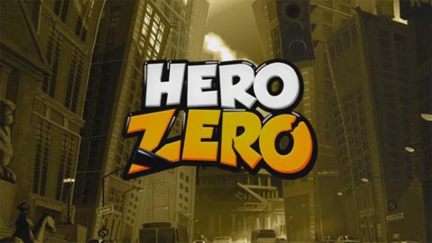 Hra Hero Zero: staňte se z nuly superhrdinou