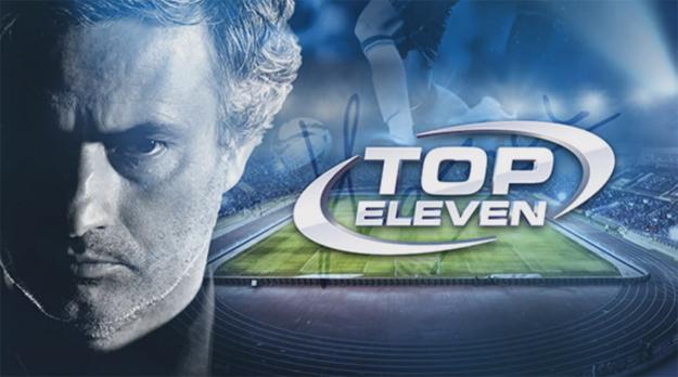 Online fotbalový manažer Top Eleven 2015 na Android ke stažení zdarma