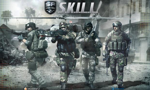 Hra S.K.I.L.L. – Special Force 2: vynikající akční MMO střílečka