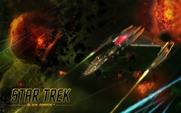 Free online hra Star Trek Alien Domain CZ v prohlížeči zdarma