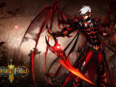 Hra Knight´s Fable: staňte se udatným rytířem
