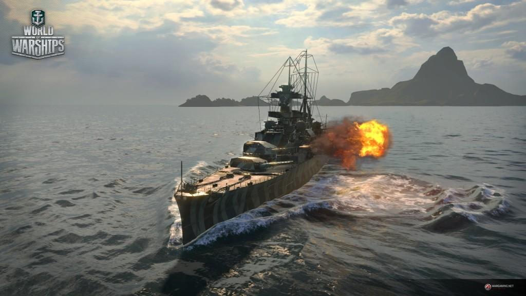 Onine hra World of Warships ke stažení zdarma