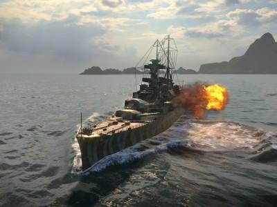 Hra World of Warships: zažijte vynikající lodní bitvy