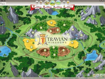 Hra Travian Kingdoms: jedna z nejoblíbenějších strategických her všech dob