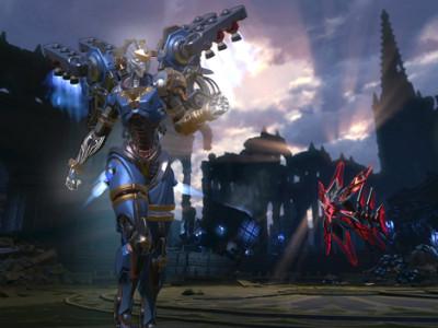 Hra Skyforge: oblíbená sci-fi/fanstasy MMORPG gamesa