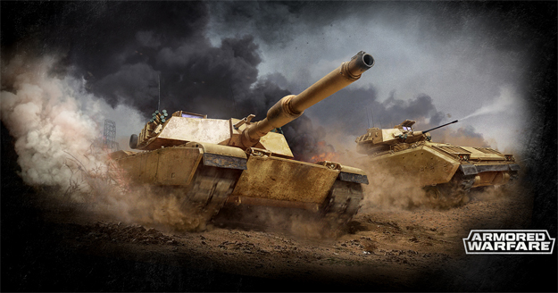 Online hra Armored Warfare ke stažení download registrace zdarma