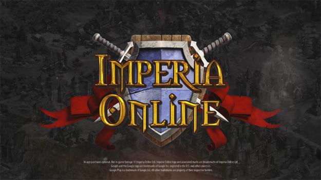 Online hra Imperia Online na Android registrace ke stažení zdarma