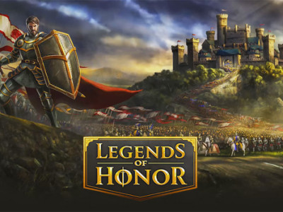 Hra Legends of Honor: MMO novinka od Goodgame Studios