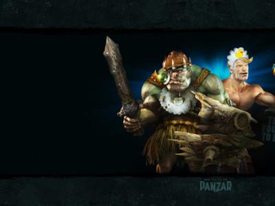 Hra Panzar: vyberte si svého hrdinu a bojujte za slávu
