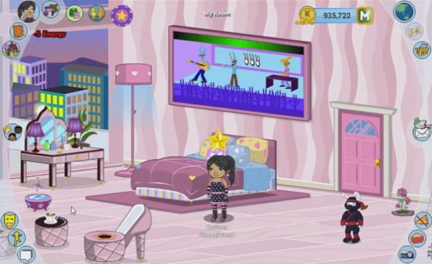 Hra Petra´s Planet – oblíbená online hra pro mladé