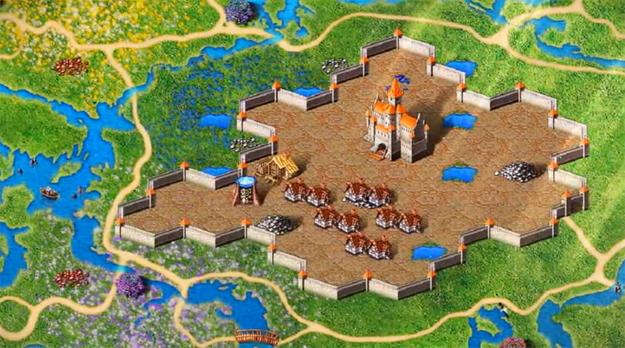 Hra My Land - oblíbená browserová strategie