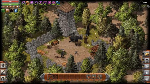 Hra Wild Terra: Nejhranější středověká online hra