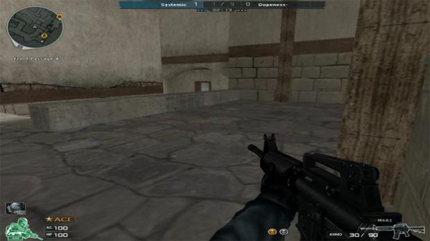 Online hra Crossfire – oblíbená akční střílečka